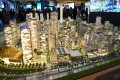 Jumeirah Central, Dubai, developer's masterplan