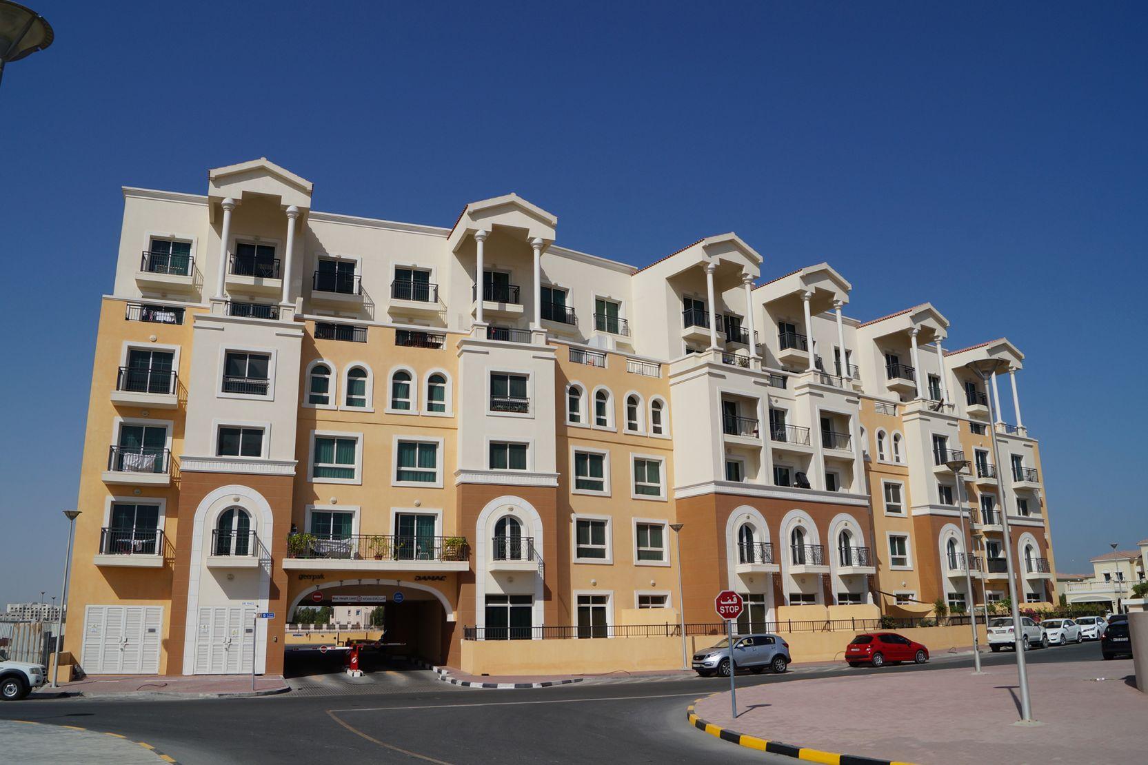 Jumeirah Village Triangle, Green Park Apartments, Dubai