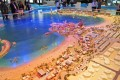 La Mer, developer's masterplan model, Dubai
