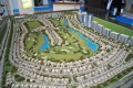 Living Legends, Dubai, developer's masterplan model