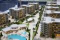 MAG 5 Boulevard, Dubai, developer's 3D masterplan model