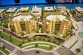 MAG of Life Creek Resort, Dubai, developer's model