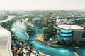 Meydan City, Dubai, artist's impression