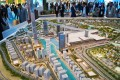 Meydan One, Dubai, developer's model