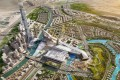 Meydan One, artist's render, Dubai