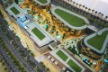 Mirdif Hills, developer's model, Dubai