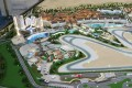 Motor City, Dubai, developer's 3D masterplan model