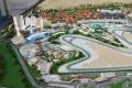 Motor City, developer's masterplan model, Dubai