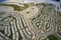 Mudon, developer's masterplan model, Dubai