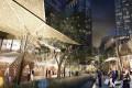 Opera District, Dubai, artist's impression