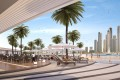 Palm West Beach, artist's impression, Dubai