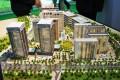 Park Heights, Dubai, developer's model