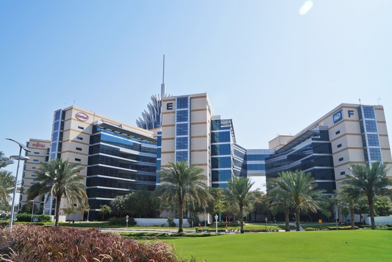 Silicon Oasis, Dubai