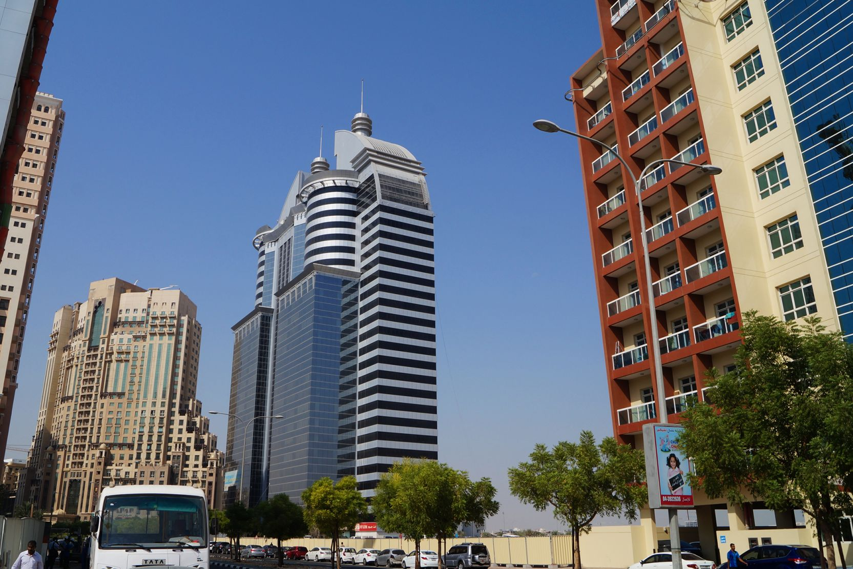 Trump Tower Residence Silicon Oasis Guide Propsearch Dubai
