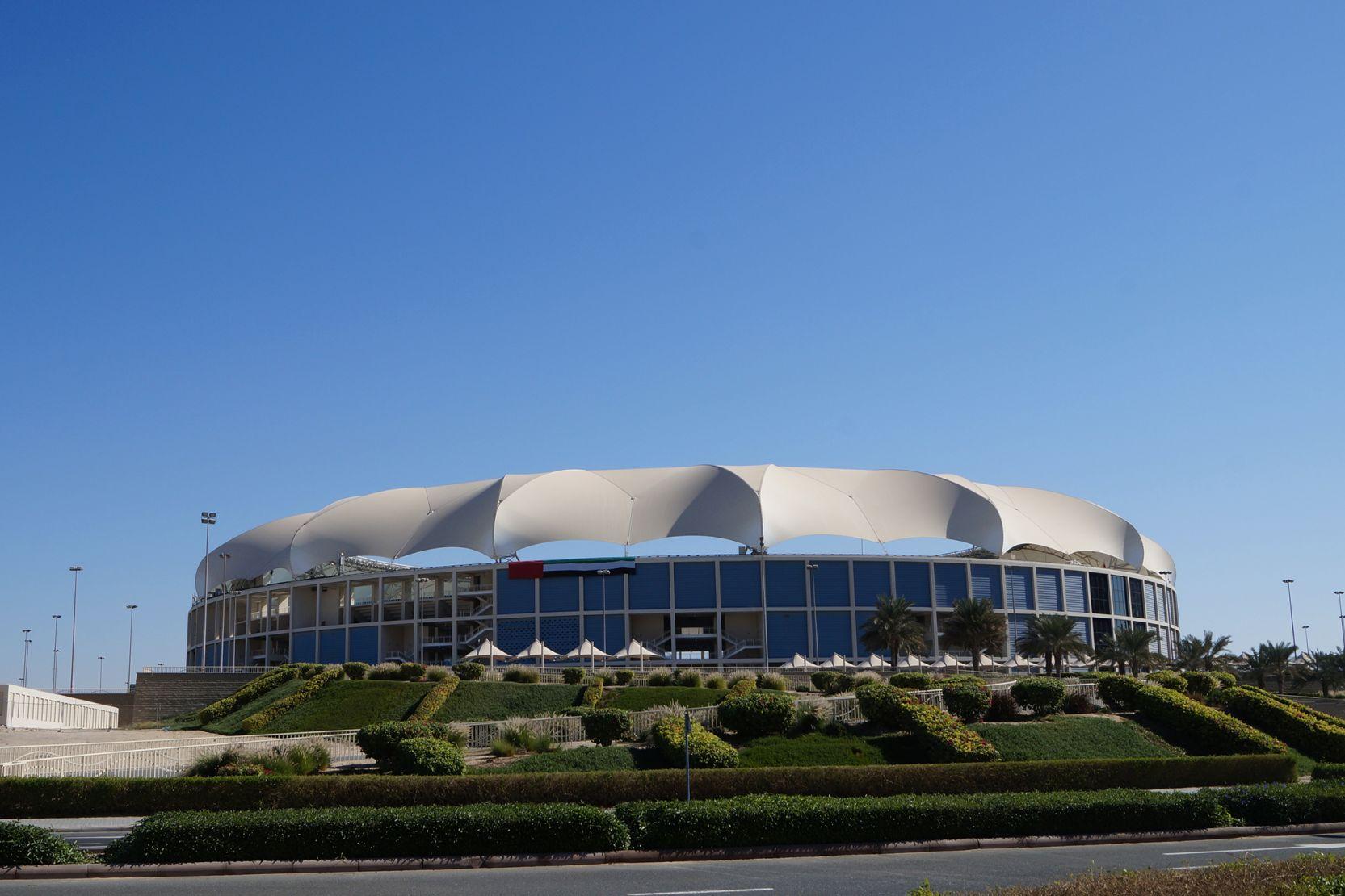 Sports City, Criket Stadium