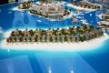 St Petersburg Island, Dubai, developers 3D model