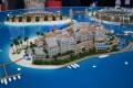Switzerland Island, developer's model, Dubai