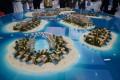The Heart of Europe, developers developer's masterplan model model, Dubai
