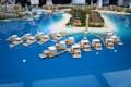 Floating Seahorse Villas, developer's model, Dubai