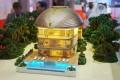 The Heart of Europe, Dubai, developer's model