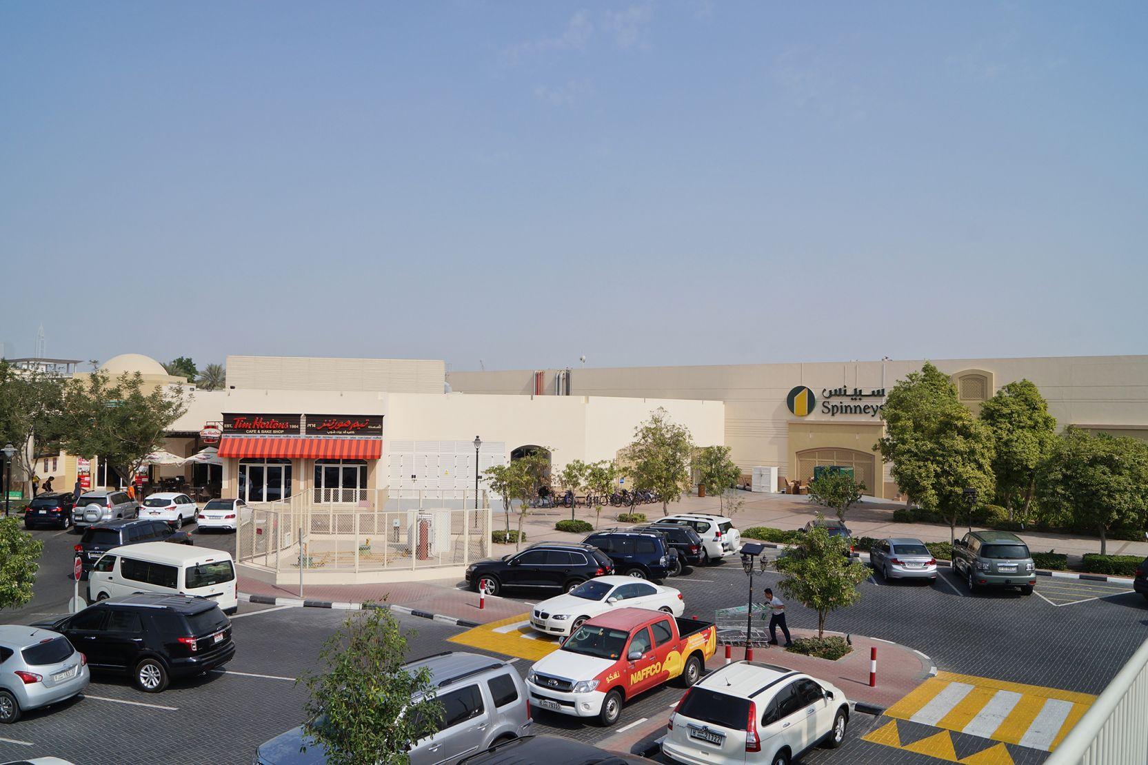 The Meadows, local shopping centre Meadows Village, Dubai