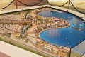The Pointe, Dubai, developer's model
