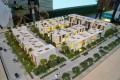 The Pulse, developer's model, Dubai
