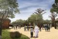 Dubai Safari Park, artist's impression of the African Village, Dubai