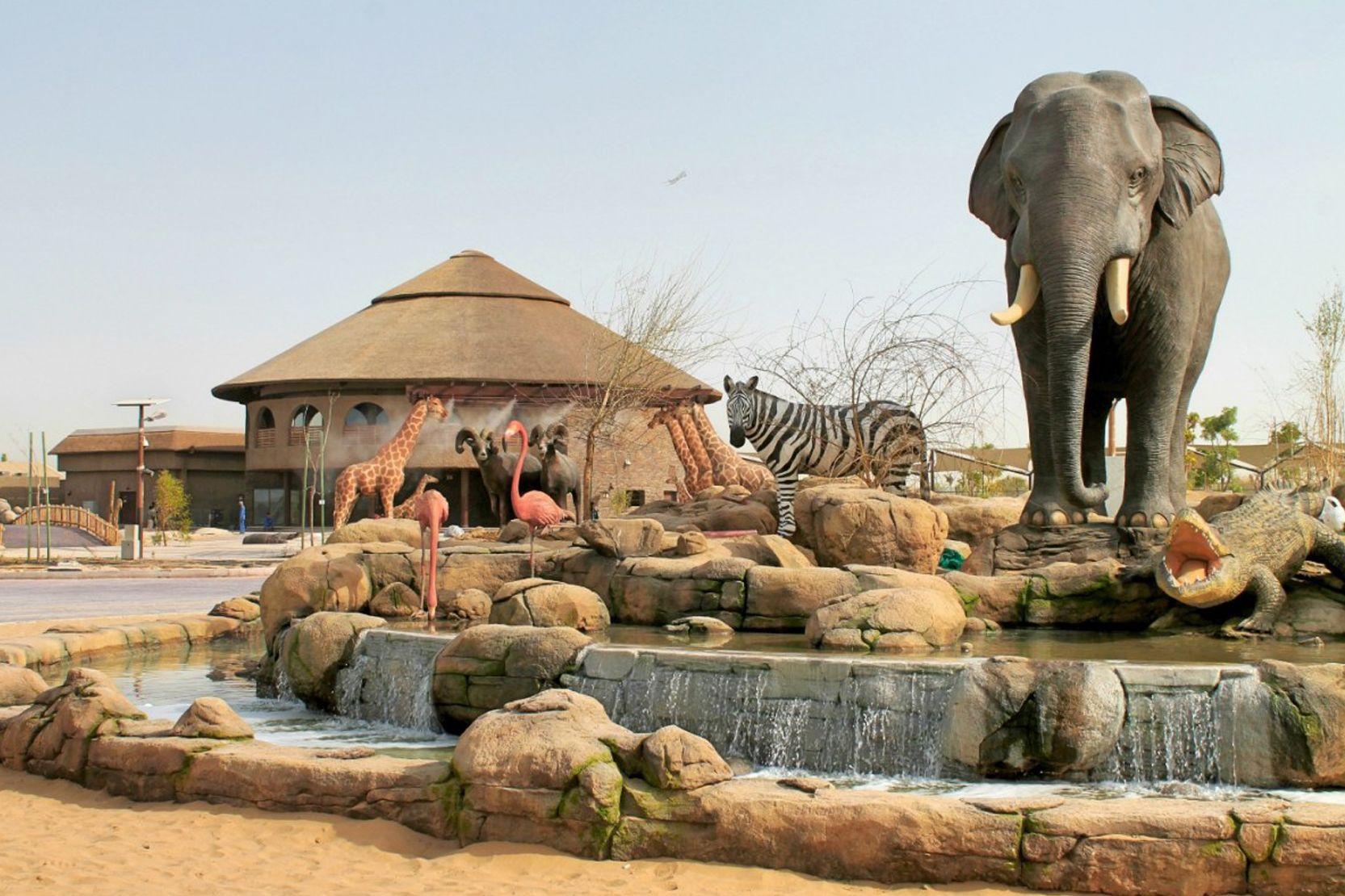Dubai Safari Park Guide Propsearch Dubai