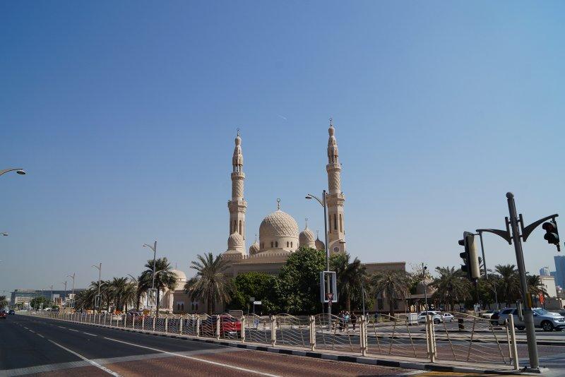 Jumeirah Mosque, Dubai