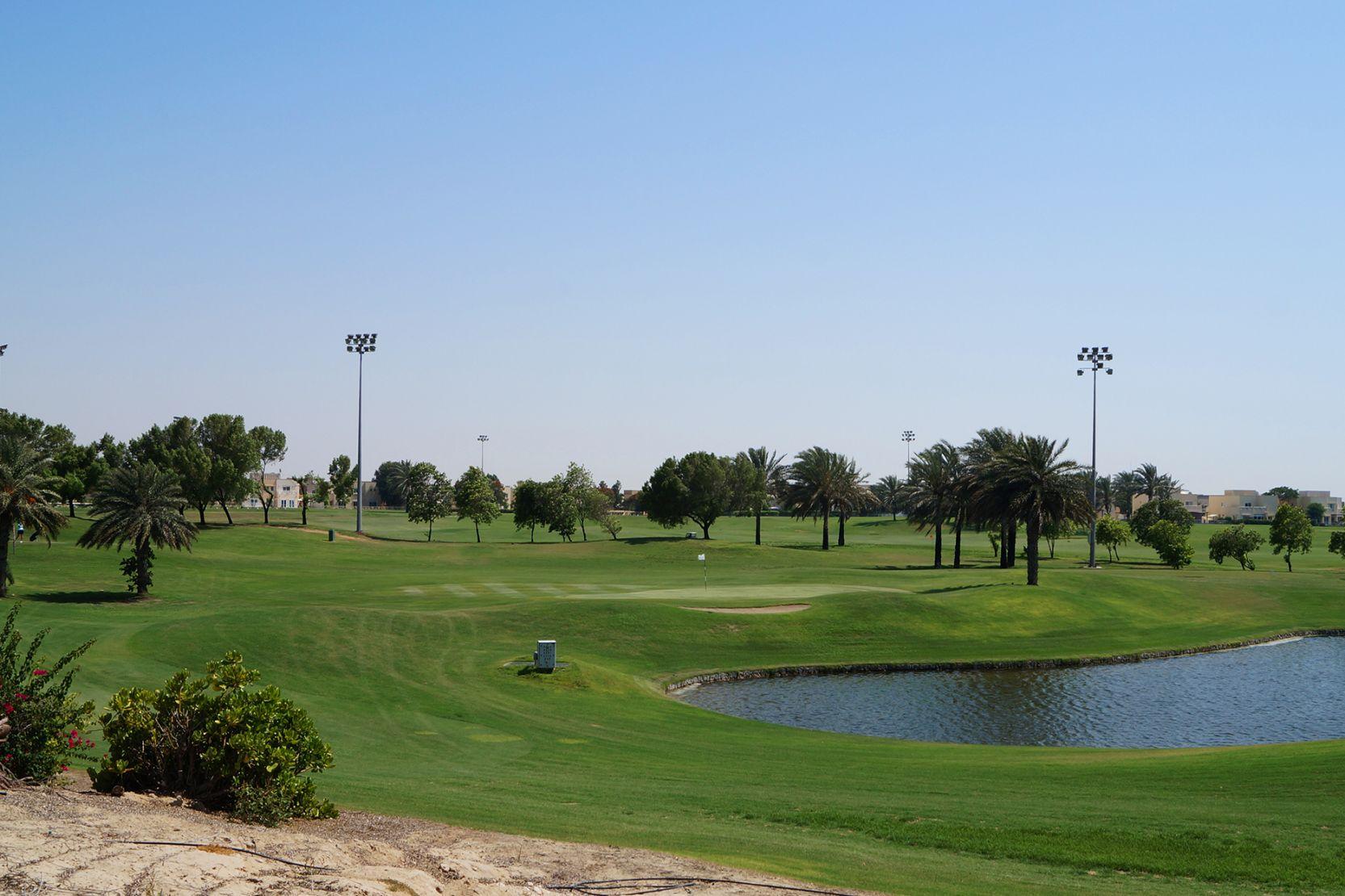 Montgomerie Golf Course, Dubai
