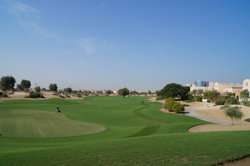 The Els Golf Club, Dubai