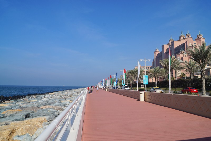 The Palm Boardwalk, Dubai