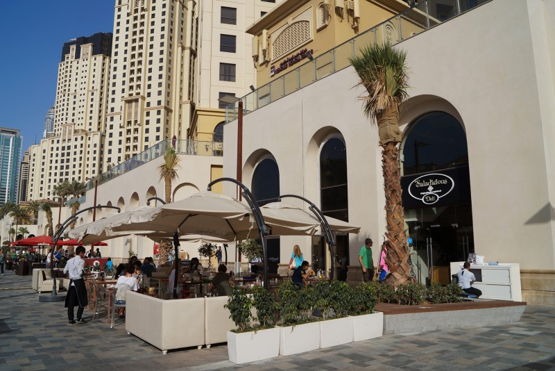 The Walk JBR, Dubai