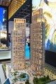 Act Towers, Dubai, developer's model