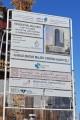 Ahmad Alkhyeli Building, construction site signboard, Dubai