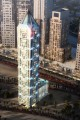 Al Batha Tower, Dubai, artist's impression