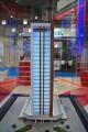 Al Fahad 1 Tower, Dubai, developer's model