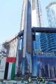 Al Fattan Crystal Towers, construction update March 2016, Dubai