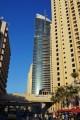 Al Fattan Tower, view from The Walk JBR, Dubai