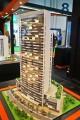 Al Jawhara Residences, Dubai, developer's model
