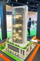 Al Jawhara Residences, developer's model, Dubai