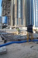 Al Sofouh DIC Tower, construction update November 2015, Dubai