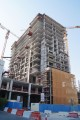 Al Zarouni Hotel Apartments, Dubai, construction update September 2017