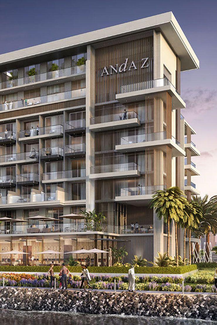 Andaz Hotel Guide Propsearch Dubai