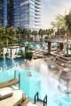 Aykon City East Towers, artist's impression, Dubai