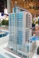 Bahwan Tower Downtown, Dubai, developer's model