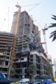 Boulevard Point, construction update May 2017, Dubai