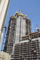 Boulevard Point, construction update September 2017, Dubai