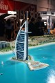 Burj Al Arab, Dubai, developer's model
